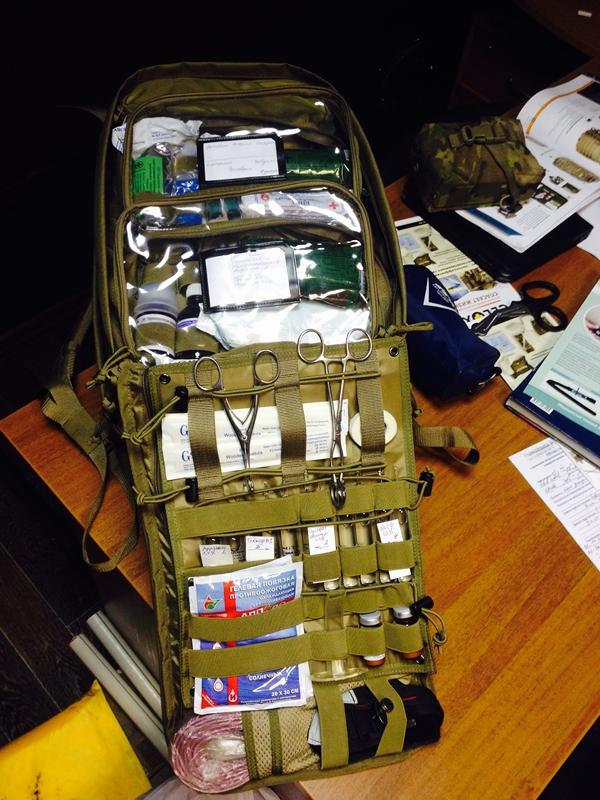 Медицинский рюкзак 148